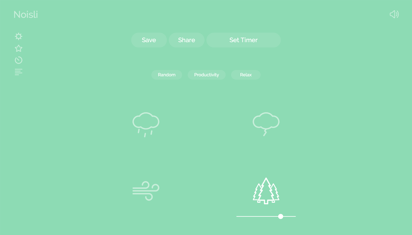 Introducing the new Noisli