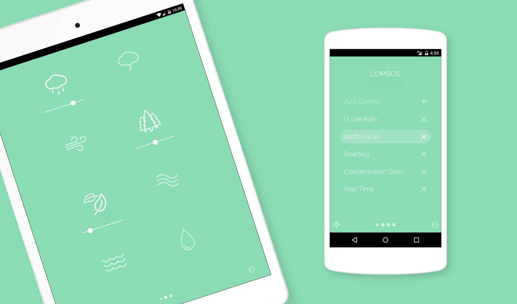 Noisli Android 01