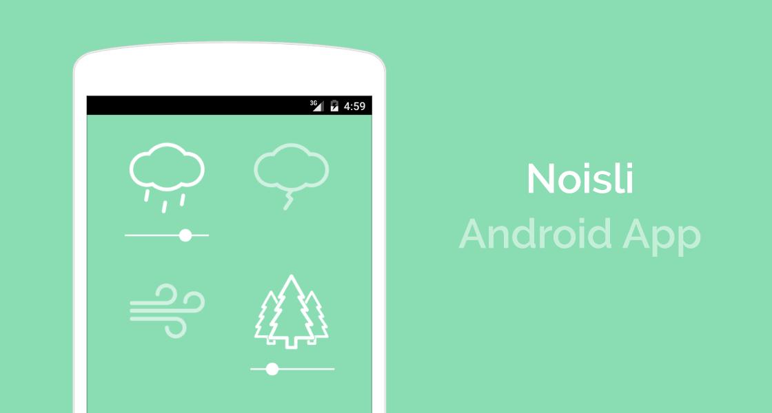 Noisli Android App