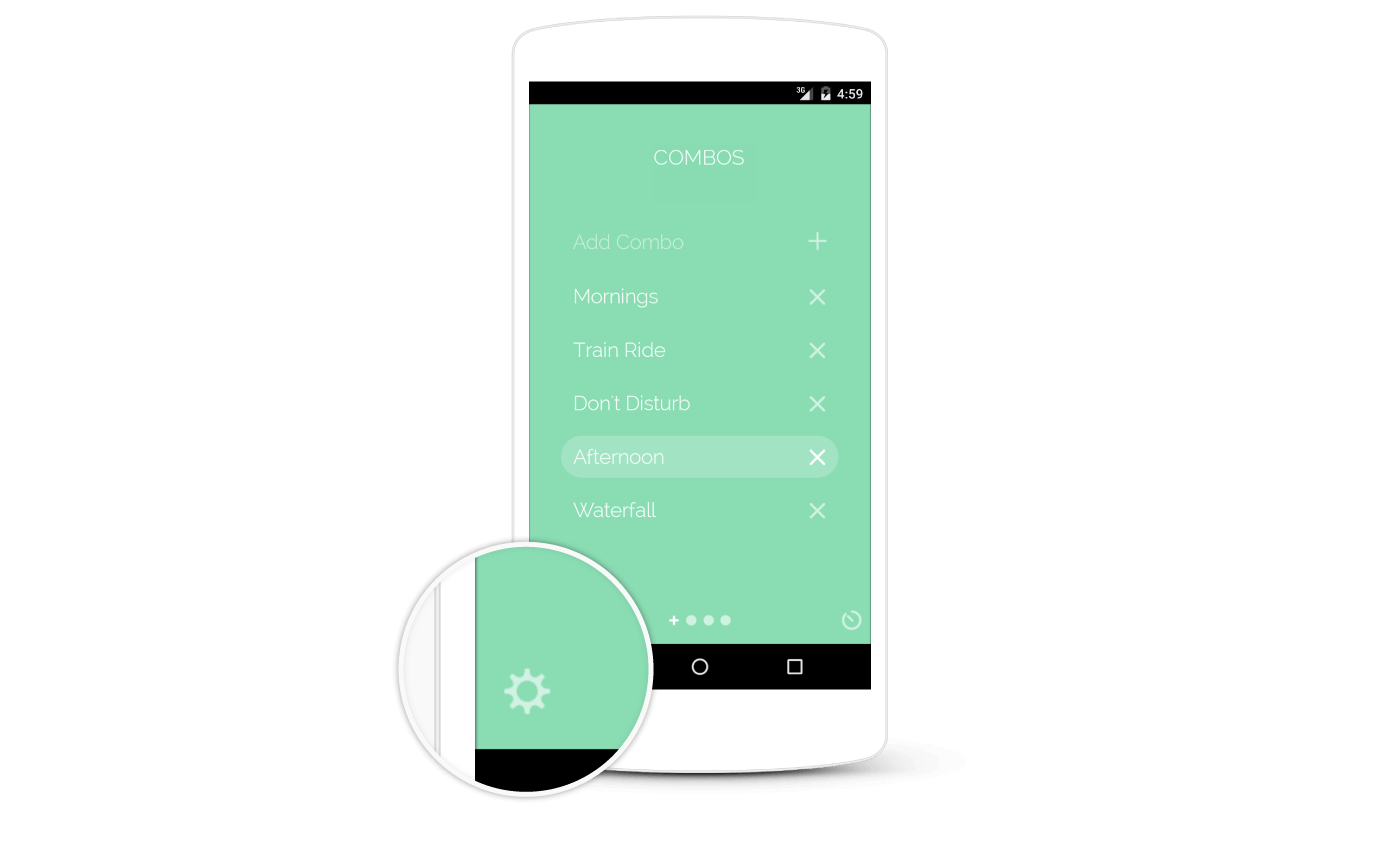 Android Update: Combo Sync - Noisli Blog