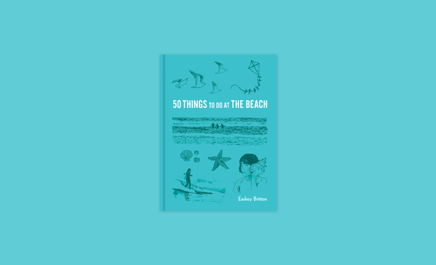 Noisli - Book - 50 Things to Do at the Beach