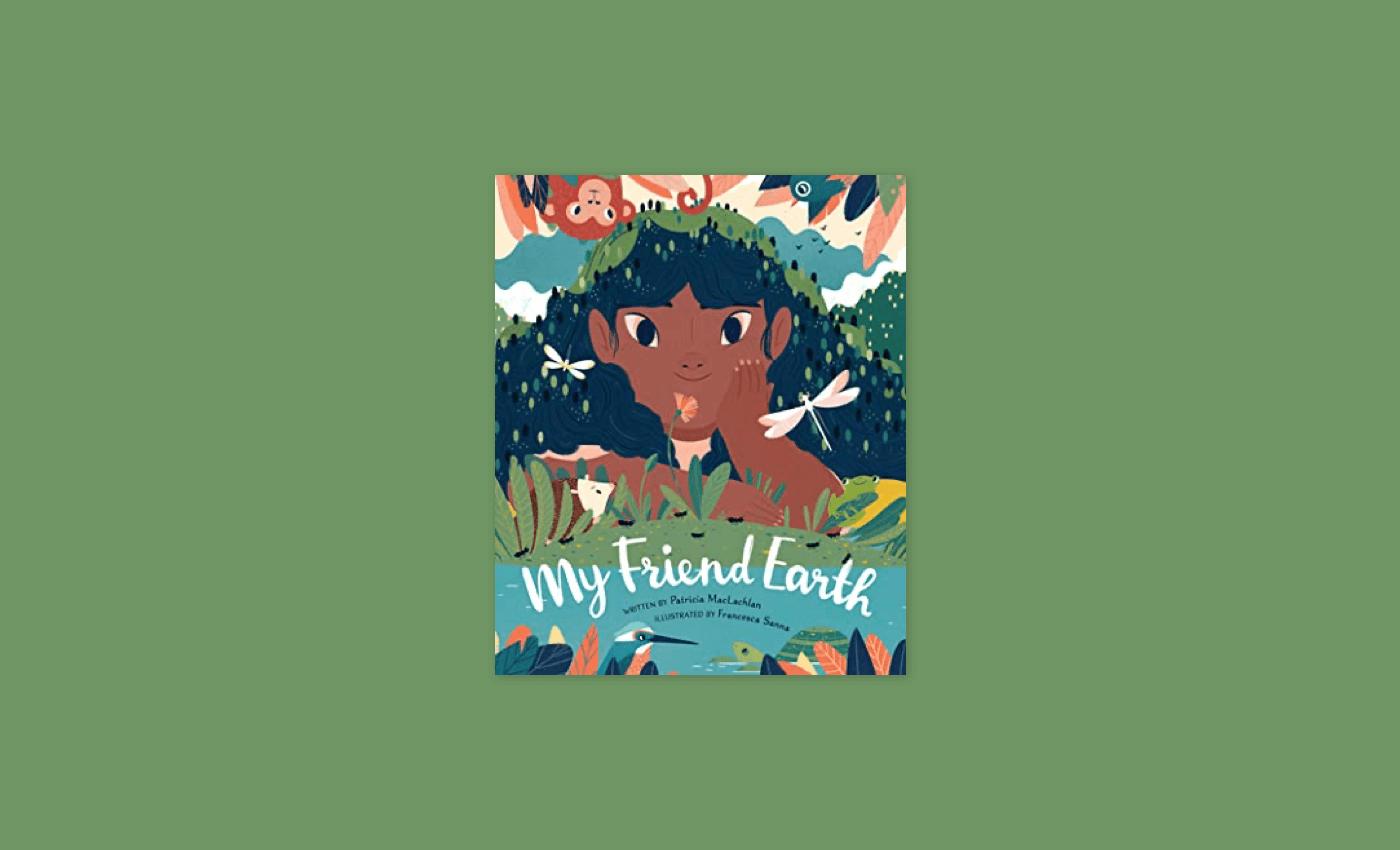 Noisli - Book - My Friend Earth